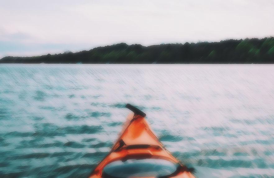 spływ kajakiem