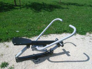 urządzenie fitness zewnętrzne
