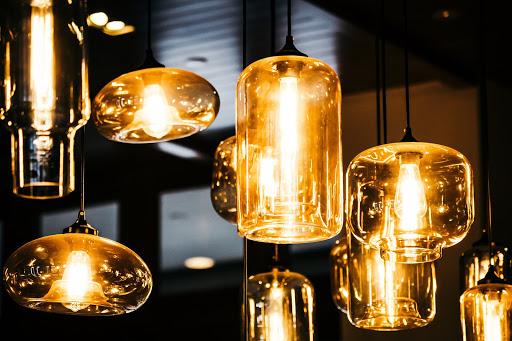 nowoczesne oświetlenie wiszące